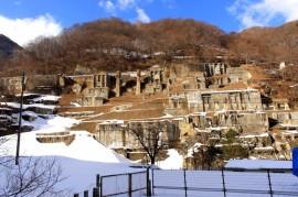 釜石鉱山跡