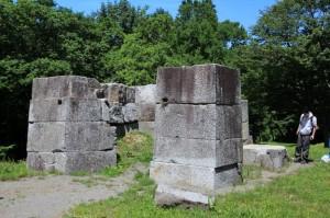 Hashino Blast Furnace Site (Kamaishi-shi)