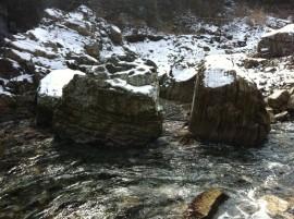神の倉の津波石