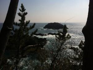 龍舞崎からの景色