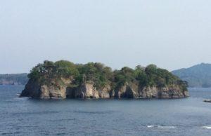 The sunrise island