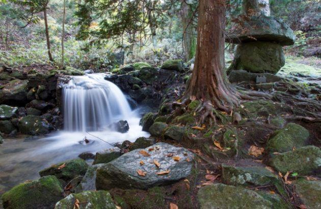 Waterfall of Terashita