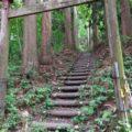 Terashita Kannon candle temple