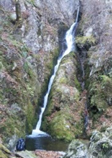 Senjo ka waterfall
