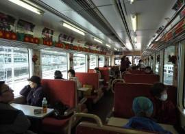 三鉄震災学習列車2