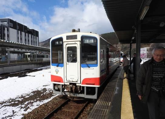 三鉄震災学習列車