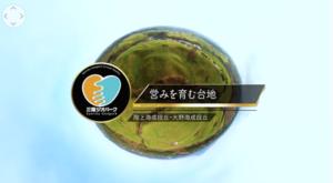 「営みを育む台地(岩手県洋野町)」(VR)